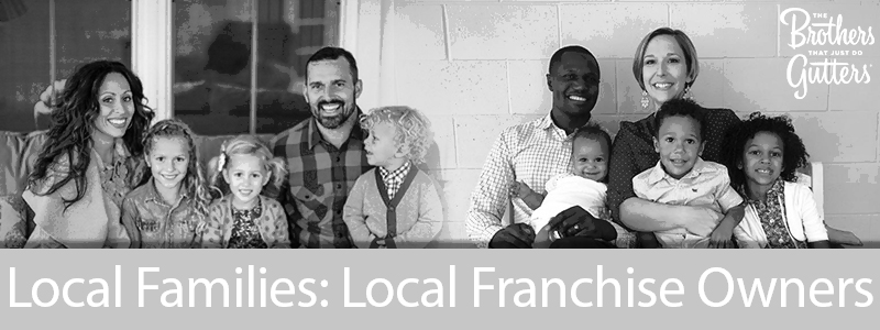 shop local with franchising