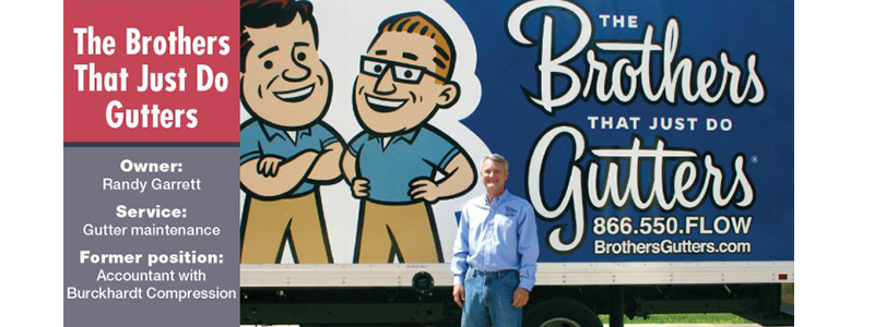Texas Franchisee Featured In Local Paper Brothers Gutters