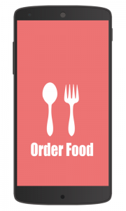 ordering food online automation