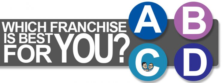 how to choose the best franchises